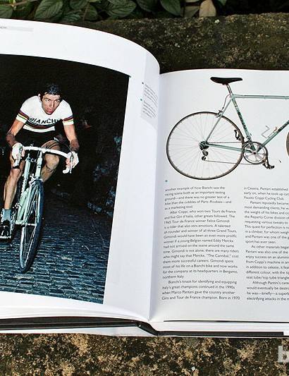Forty nine of the world's most famed road bike designers are profiled in Bike!