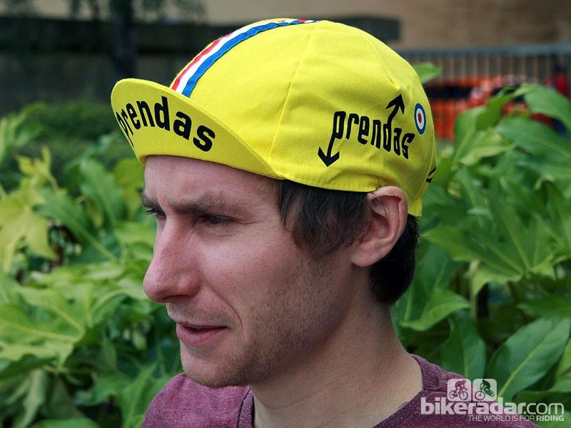 Prendas' Yellow/MOD cap (£7.50) celebrates Bradley Wiggins' Tour de France and Olympic wins