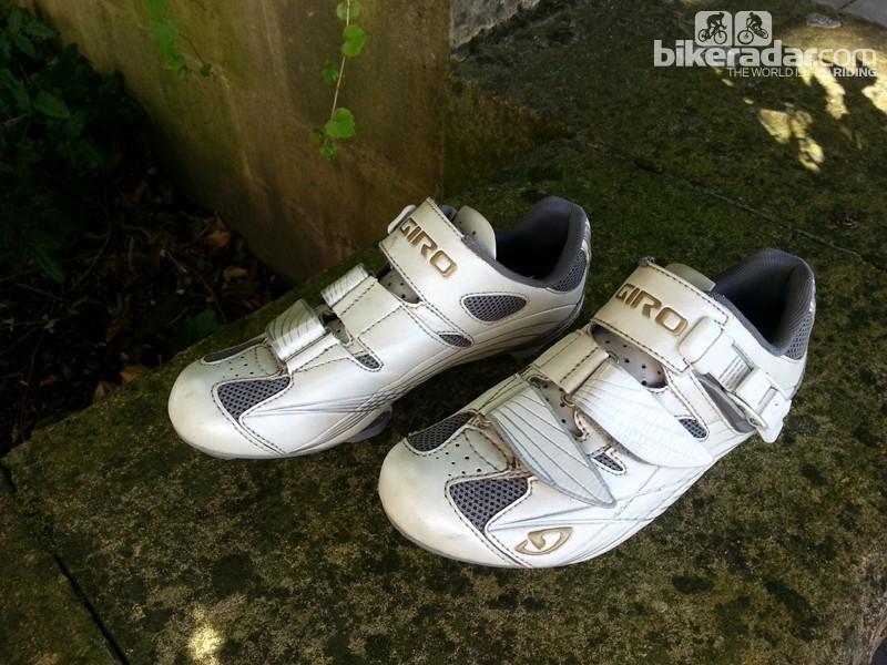 Giro Solara women's specific road shoes