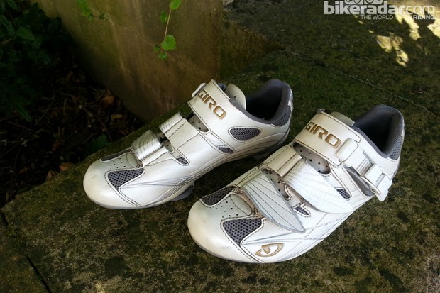 Giro Solara women's specific road shoes
