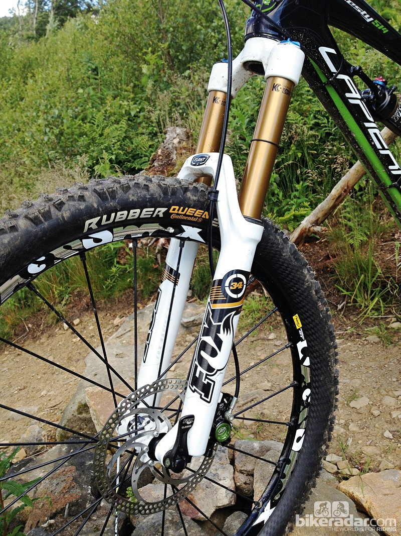 Fox 34 Float 160 FIT CTD fork
