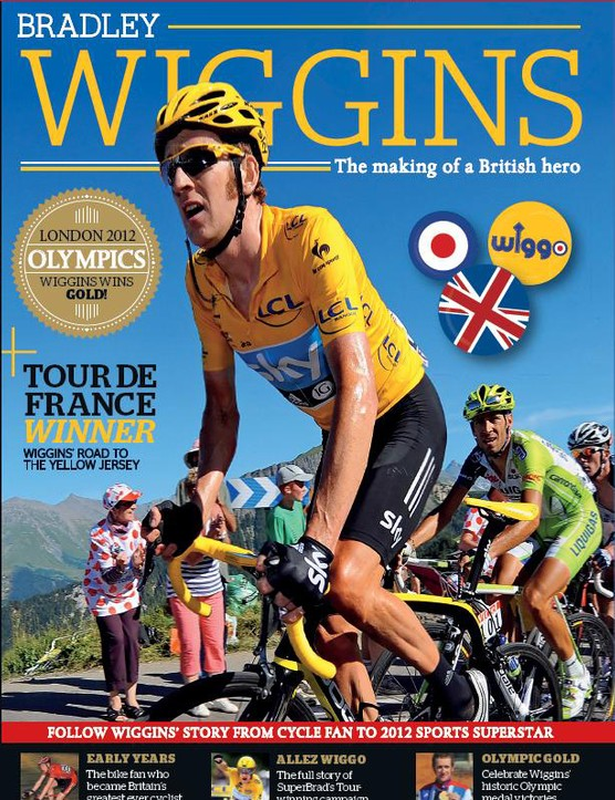 Bradley Wiggins: The Making of a British Hero is available to order now for £4.99
