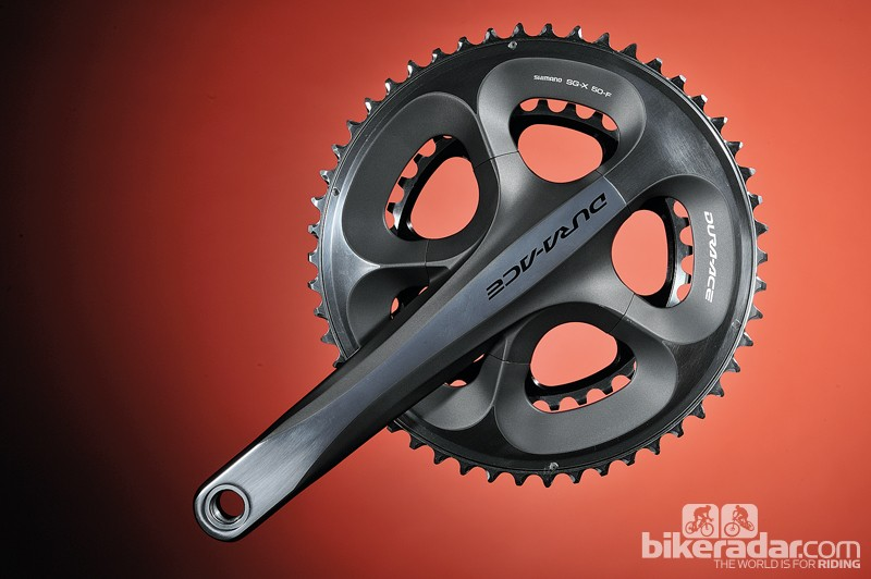 Shimano Dura-Ace compact chainset
