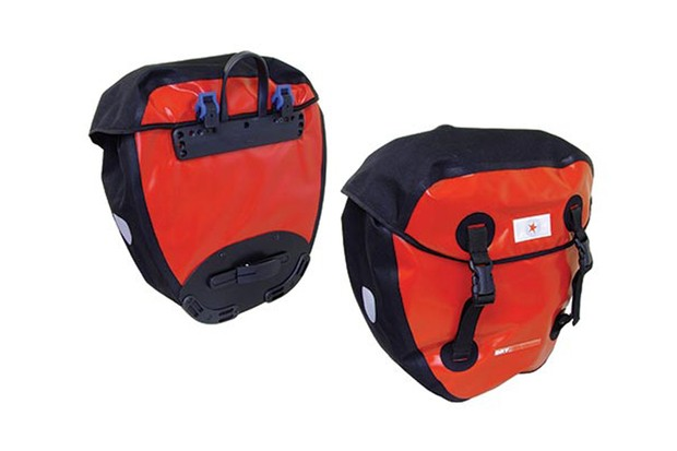 Revolution Adventure Welded pannier bags