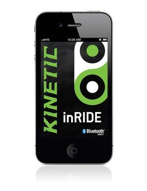 Kinetic inRide app