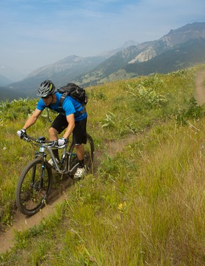 We tested Giant's new Trance X 29er 0 in the beautiful backcountry of British Columbia, Canada