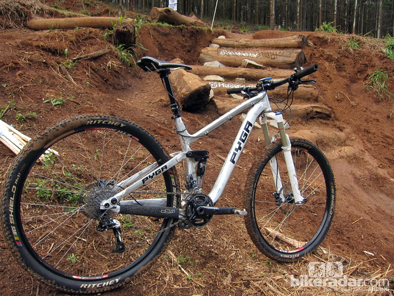 We took PYGA Industries' new OneTen29 for a spin during our visit to South Africa