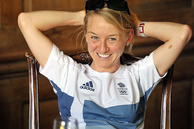 Emma Pooley is taking a break from the pro scene to tackle the 7-stage Alpine sportive