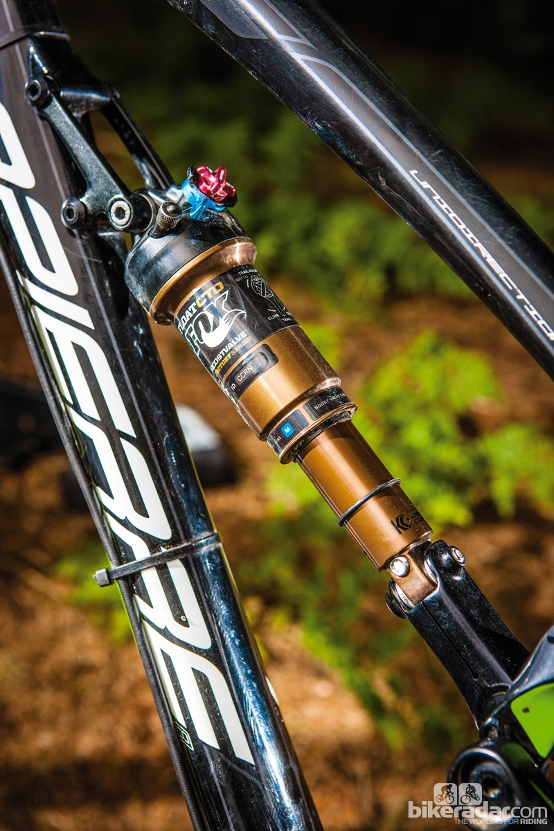Fox Float CTD Boost Valve Trail Adjust shock