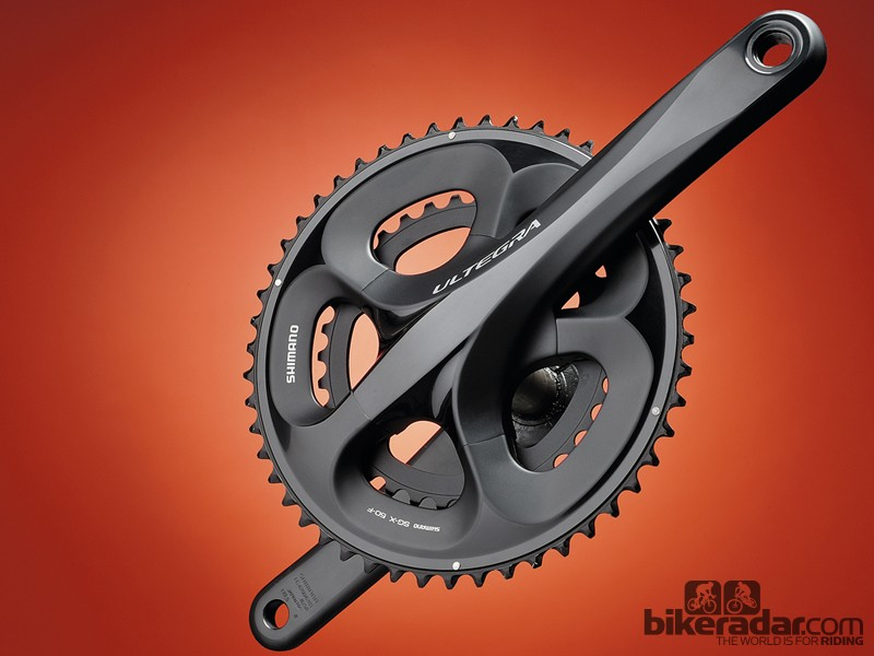 Shimano Ultegra compact chainset
