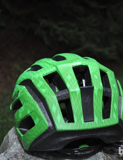"The Tactic 2 is designed as an ""all mountain"" lid, with ample coverage in the back"