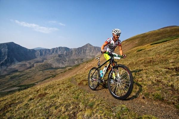 Breck Epic takes riders high into the Colorado Rockies. So high, in fact, that walking is sometimes faster than pedaling
