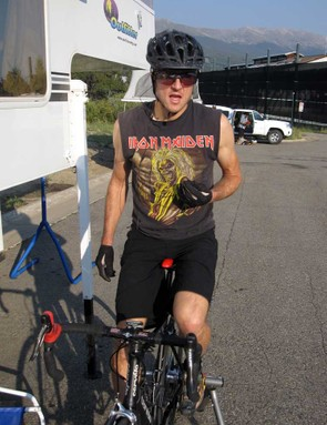Warming up the Iron Maiden way