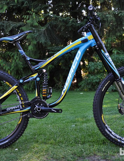 Norco's Aurum gets a few nice tweaks for '13