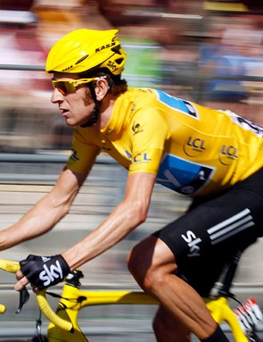 Contrary to what you might think, Team Sky riders take in about 100g of fat per day
