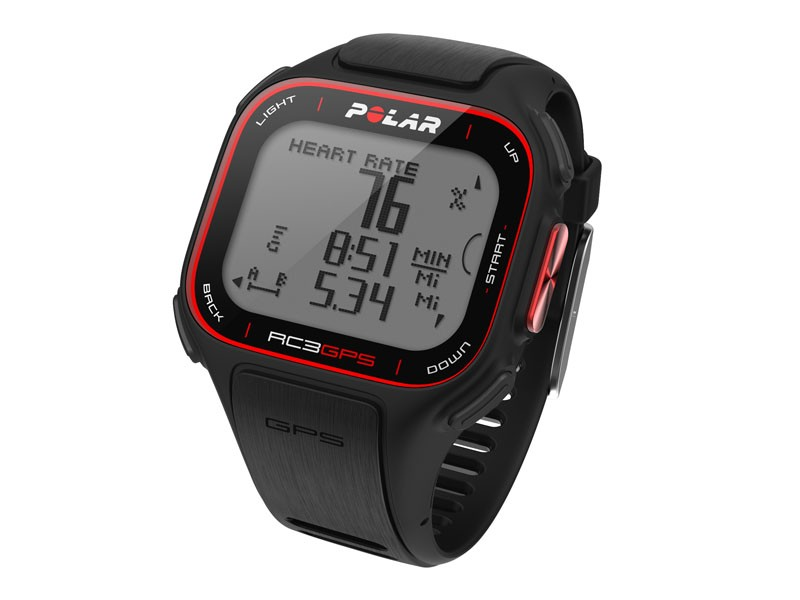 Polar RC3 GPS Training Device