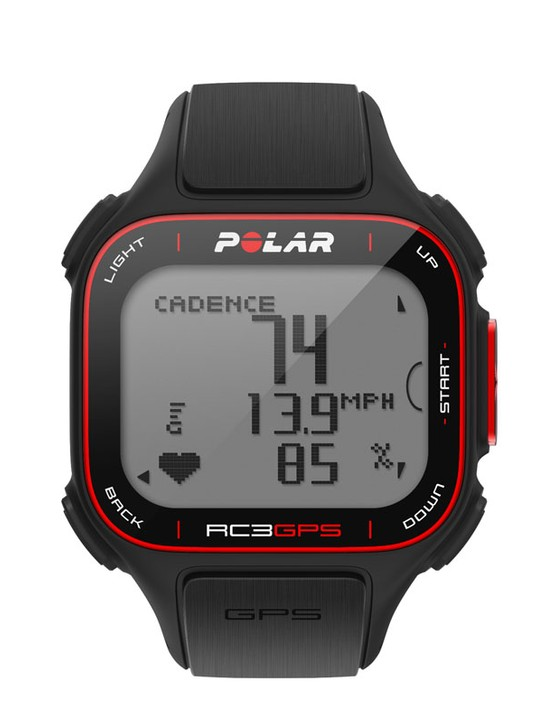 Polar RC3 GPS Training Device