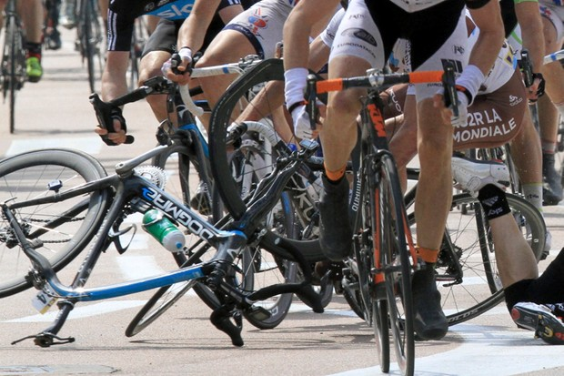 Markel Cyclist provides insurance for bikes - even when racing
