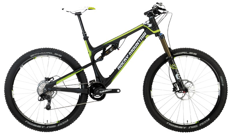 """We're still waiting for pricing information on Rocky Mountain's new 27.5""""-wheeled Altitude 790 MSL carbon fiber trail bike but based solely on the specs and geometry, it looks like quite the trail tamer"""