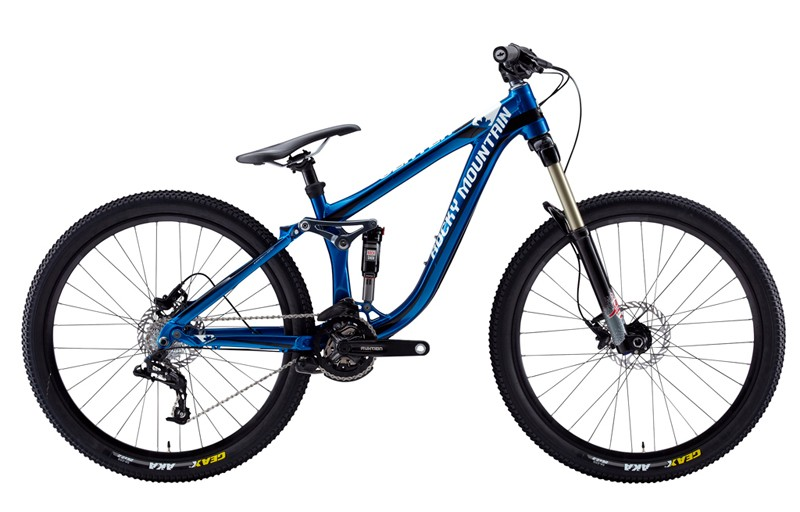 Complete Slayer SS bikes will use a value oriented mix of components