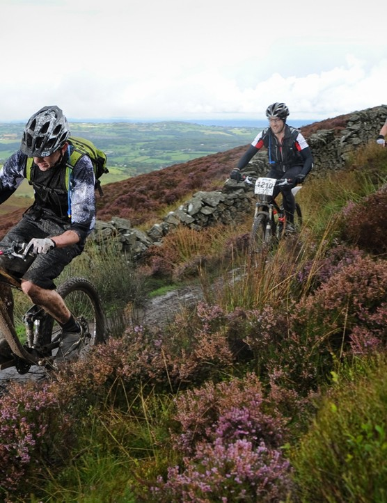 Ruthin will host the final round of the 2012 Chain Reaction Cycles MTB Marathon Series