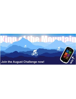 King of the Mountains Challenge: one week to go