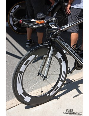 Optum Pro Cycling has a wide range of HED wheels to choose from for road and time trial events