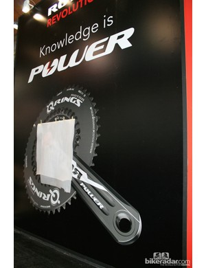 Rotor will be launching a new crank based power meter at Eurobike, though this poster gives little away