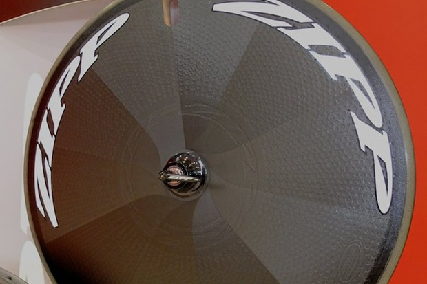 Zipp say the Super-9 is the fastest and stiffest clincher they've ever produced
