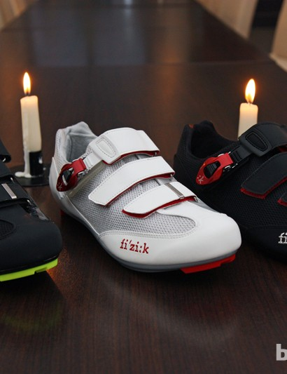 Fi'zi:k dives into a much lower price point than before with the new R5 shoes. Despite the reasonable cost, they're still completely made in Italy.