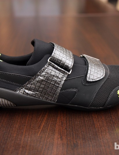 New for 2013 is fi'zi:k's first tri-specific shoe, the K1.
