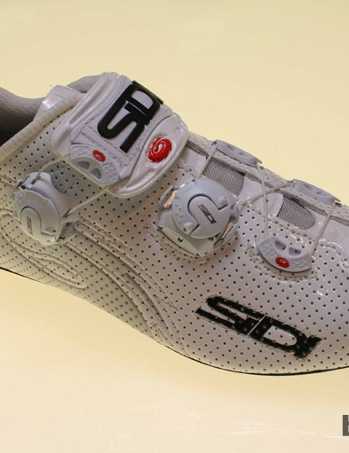 The Sidi Wire's also come in a ventilated Air version