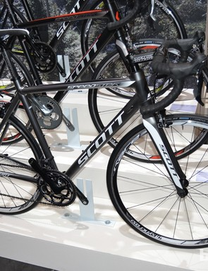 The Scott Speedster 20 weighs in at just over 20lb and costs just under £1,000