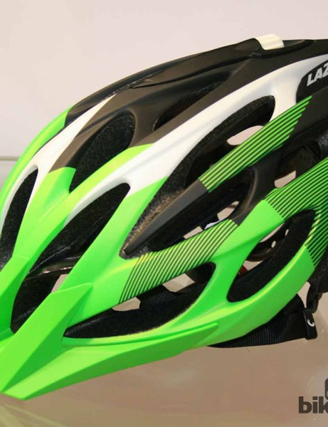 The Rox mountain bike lid is new for 2013