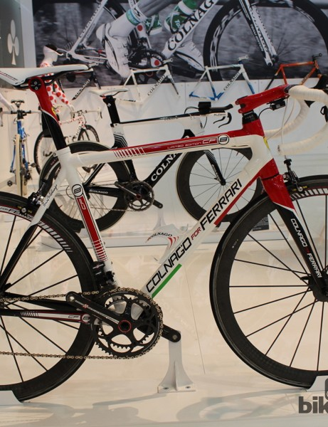 'Colnago for Ferrari' is a custom-only project
