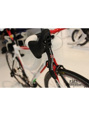 Campagnolo EPS 11-speed is the only option for a custom Ferrari Colnago, isn't it?