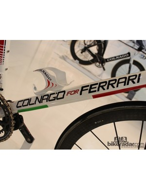 Colnago for Ferrari