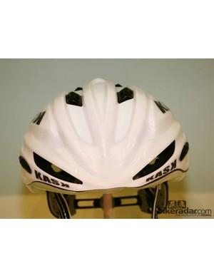 The Tri Vertigo comes with a minimal weight increase compared to the standard 270g Vertigo lid