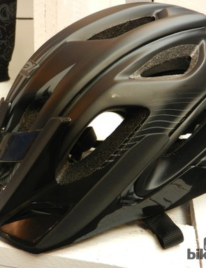 The Orbiter Fidlock helmet has a one-handed magnetic fastener