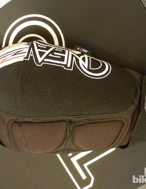 O'Neal are – rightly – celebrating Greg Minnaar's signature with these special knee pads