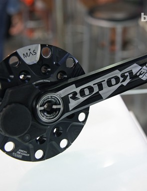 Rotor will launch both road and mountain versions of its new Power power meter by the end of 2012