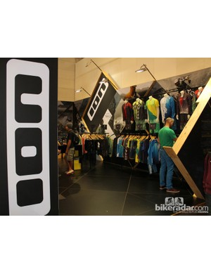 BikeRadar checked out the Ion stand at Eurobike 2012