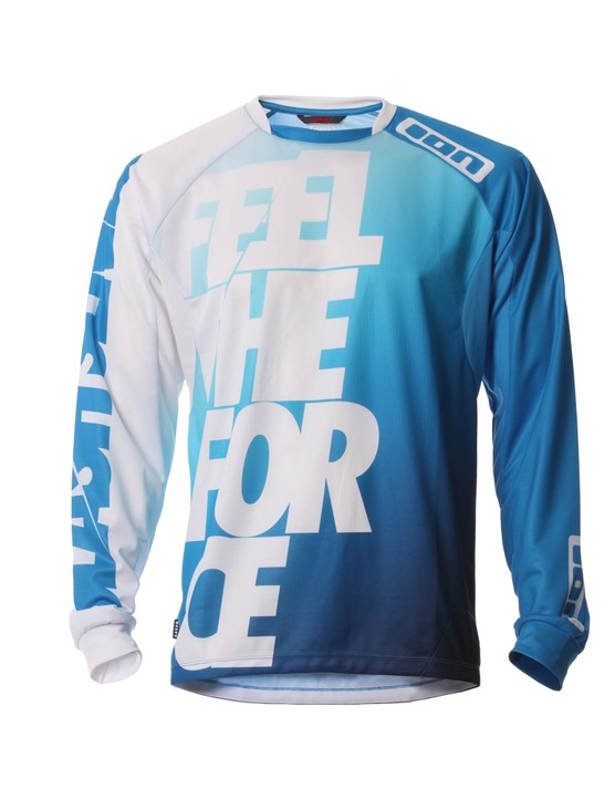 Ion Slash Voltage long sleeve jersey