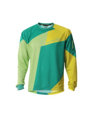 Ion Scrub Helium long sleeve T-shirt