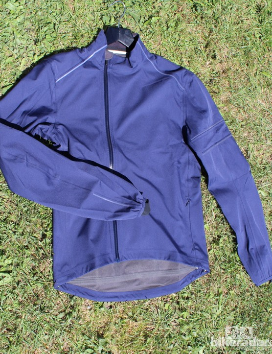 The Hardshell Jacket is another new item