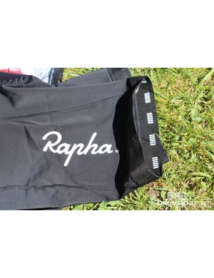 Although Rapha's early bibs were a bit more stretchy, the new Pro bibs feel more like race bibs