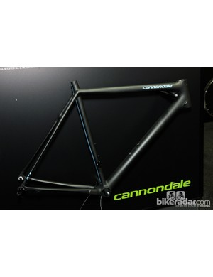 Claimed weight on Cannondale's new SuperSix EVO Nano frame is a paltry 710g