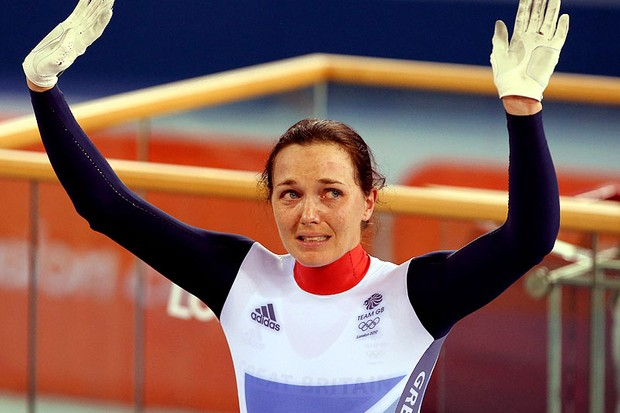 Victoria Pendleton lays bare the pressures of competing at the highest level in Between the Lines