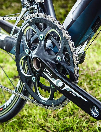 Ultegra is welcome, but the Oval kit is more of an unknown quantity