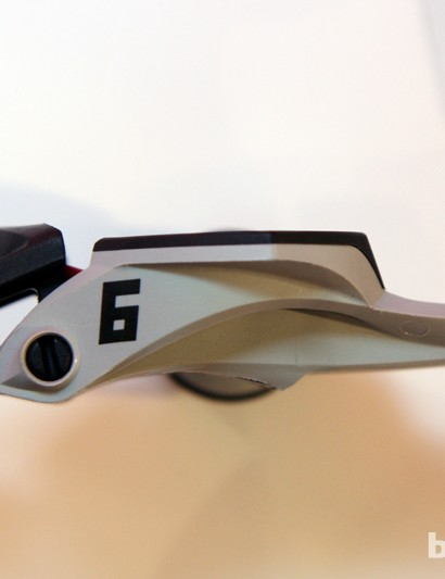 Time has given the new Xpresso pedals a relatively low profile to keep the sole of the shoe close to the axle